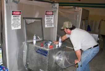 Asbestos Detection