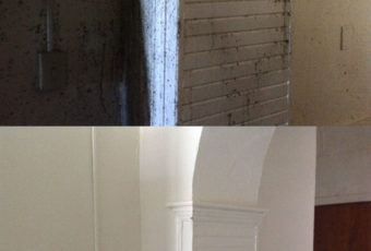 Mold Remediation on Historic School House in Dillon, SC